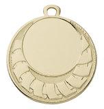 Medailles in het goud, zilver of brons