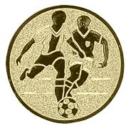 Voetbal afslag