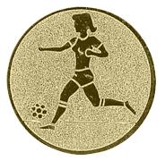 Voetbal dames afslag