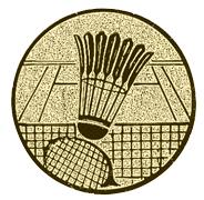 Badminton afslag