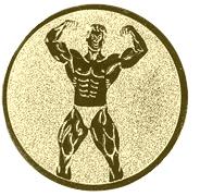 Bodybuilder afslag