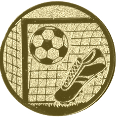 Voetbal goal afslag