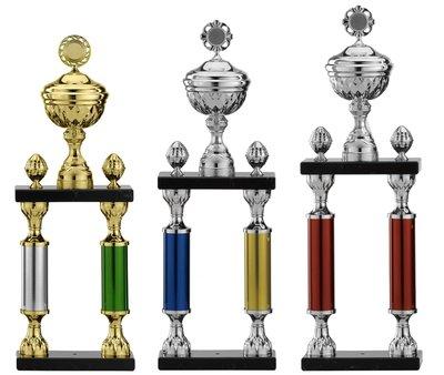 Bijzondere sportprijs met diverse kleuren