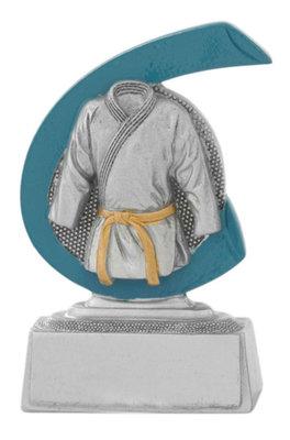 Budget judo sportprijzen beker