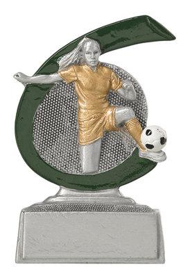 Budget dames voetbal bekertje