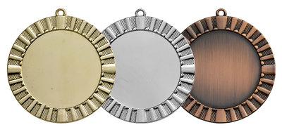 Medaille luxe met leuk patroon