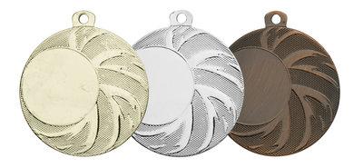 Medaille ijzer met leuk ontwerp