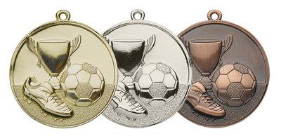 Medailles voetbal