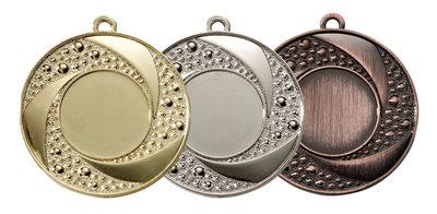 Medaille luxe inclusief leuk ontwerp