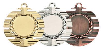Medailles in luxe uitvoering