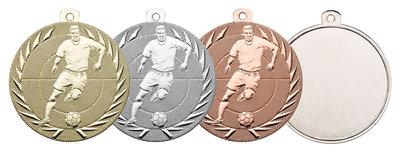 Goedkope voetbal medaille