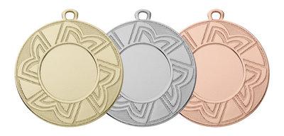 Medailles met speciaal patroon