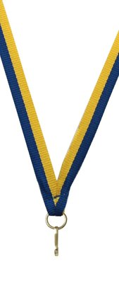 Medaille lint smal B-G