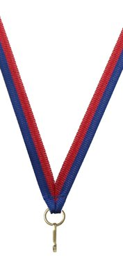 Medaille lint smal B-R