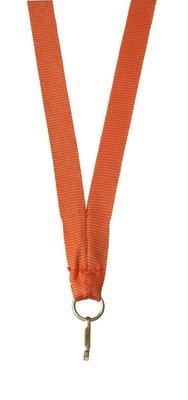Medaille lint smal Oranje