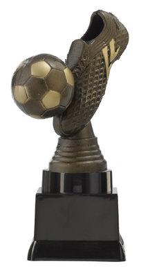 Voetbal beker met antiek look