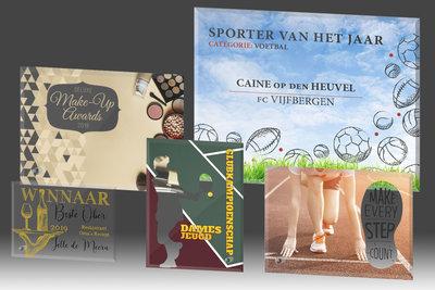 Sportprijs met full colour print