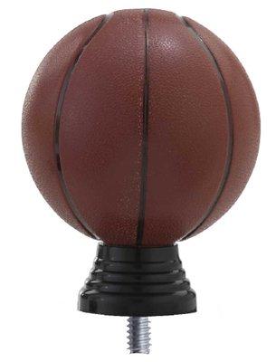 Basketbal opzetstuk in een leuke kleur luxe