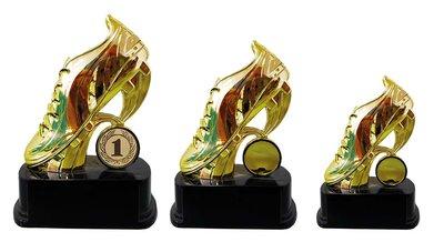 Gouden voetbalschoenen beeldje