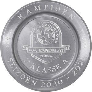 Eredivisie Kampioensschaal inclusief gratis gravure