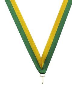 Medaille linten los groen geel ado den haag